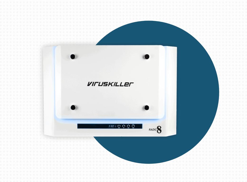 ESS Radic8 VK401 Air Filtration System