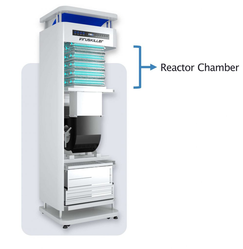 Reaction Chamber VK102